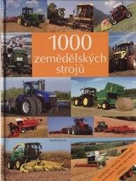 1000 zemědělských strojů