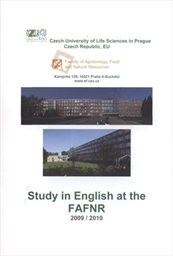 Study in English at the FAFNR