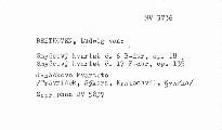 Smyčcový kvartet č. 17, op. 135