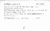 Smyčcový kvartet Es dur, op. 51