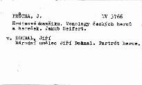 Národní umělec Jiří Dohnal :