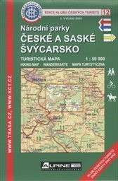 Národní parky České a Saské Švýcarsko