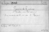 Friedrich Rückert als Dichter und Freimaurer