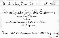 Chronologische Geschichte Böhmens unter den Slaven                         (Theil 1,)