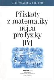 Příklady z matematiky nejen pro fyziky                         (4)