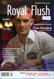 Royal Flush - poker magazin