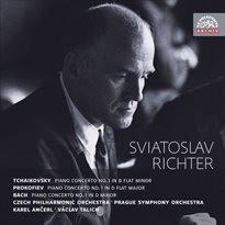 Tchaikovsky, Prokofiev, Bach