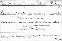 Lebensgeschichte der heiligen Ludmila, Herzogin de