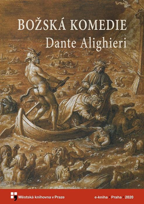 Božská komedie                          , Dante Alighieri