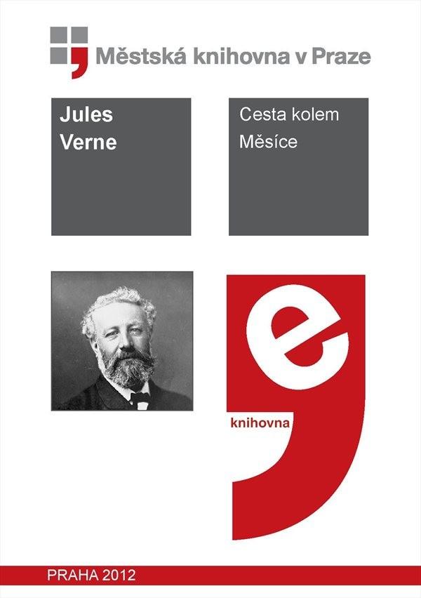 Cesta kolem Měsíce                      , Verne, Jules