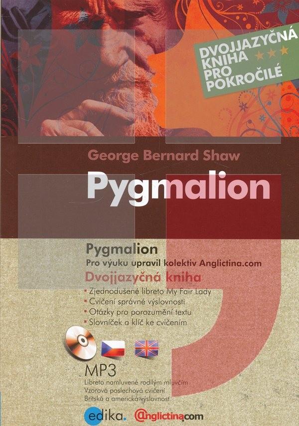 SHAW PYGMALION KNIHA EBOOK
