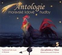 Antologie moravské lidové hudby                         (5)