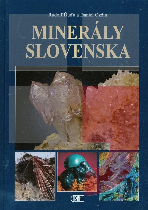 4388590cf ĎUĎA, Rudolf : Minerály Slovenska | Městská knihovna v Praze
