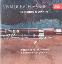 Vivaldi, Bach, Händel