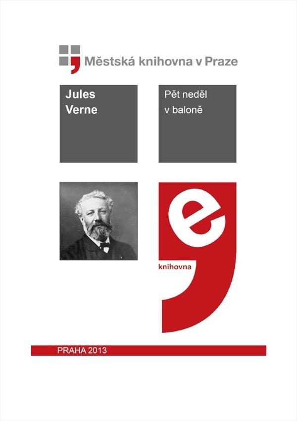 Pět neděl v baloně                      , Verne, Jules
