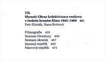 Venkov v českém filmu 1945–1969