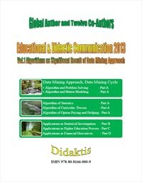 Educational & didactic communication 2013                         (Vol. 1)