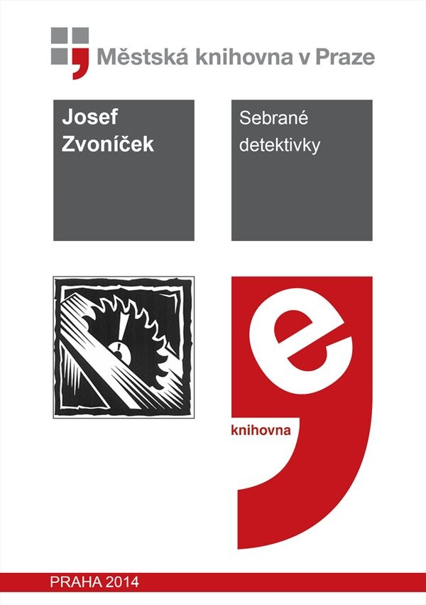 Sebrané detektivky                      , Zvoníček, Josef