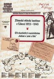 Německé vědecké instituce v Liberci 1923-1945