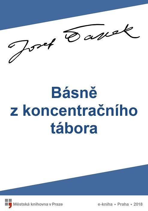 Básně z koncentračního tábora           , Čapek, Josef