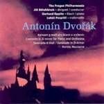 Koncert g moll pro klavír a orchestr; Serenáda d moll; Rondo; Nocturne