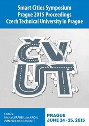 Smart Cities Symposium Prague 2015 Proceedings - Czech Technical University in Prague