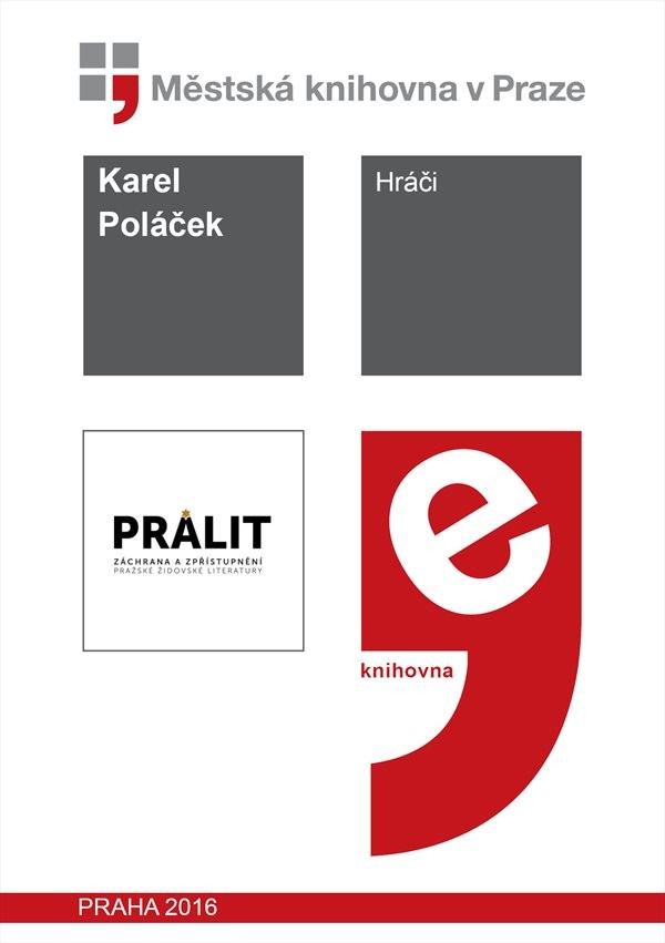 Hráči                                   , Poláček, Karel