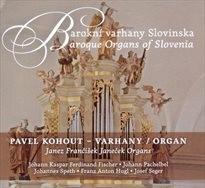 Barokní varhany Slovinska