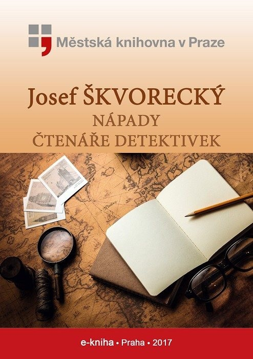 Nápady čtenáře detektivek               , Škvorecký, Josef