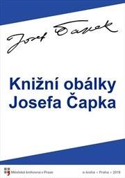 Knižní obálky Josefa Čapka