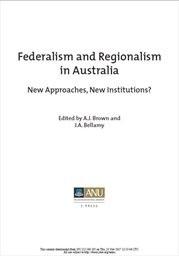 Federalism and regionalism in Australia