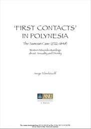 First contacts in Polynesia