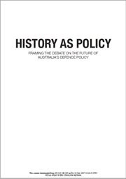 History as policy