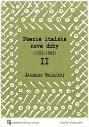 Poezie italská nové doby                         (II,)